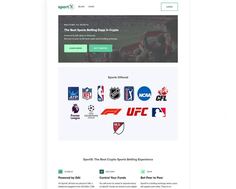 sportx app