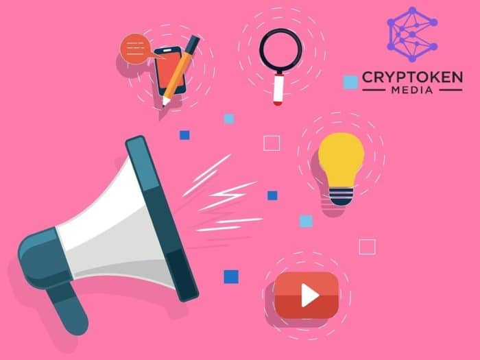 IEO Marketing Cryptoken Media