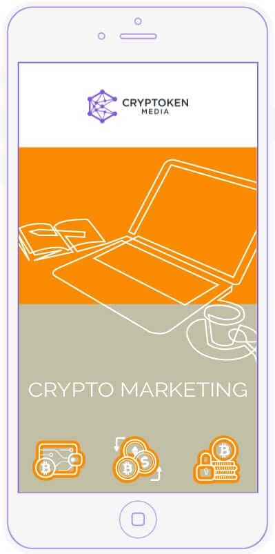 crypto marketing image